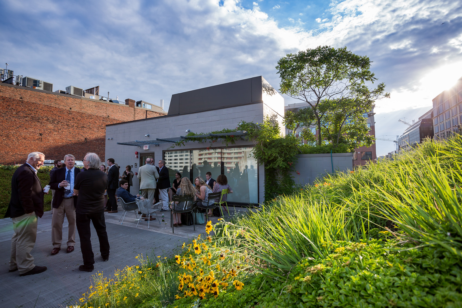 Q a with nancy somerville on the asla 39 s new center for for Society of landscape architects