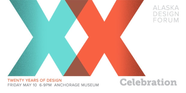 Alaska Design Forum's 20th Anniversary