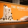 2013 Orange Line holiday train exhibit